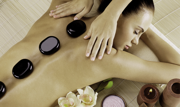 AshmaSweda (Hot stone massage)