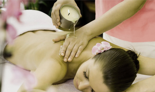 Abhyanga  (Traditional oil massage)