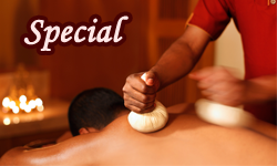 special offers in ayurvedic service
