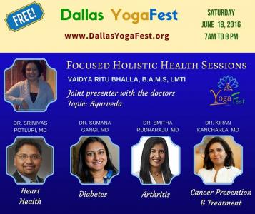 Dallas Yoga Fest
